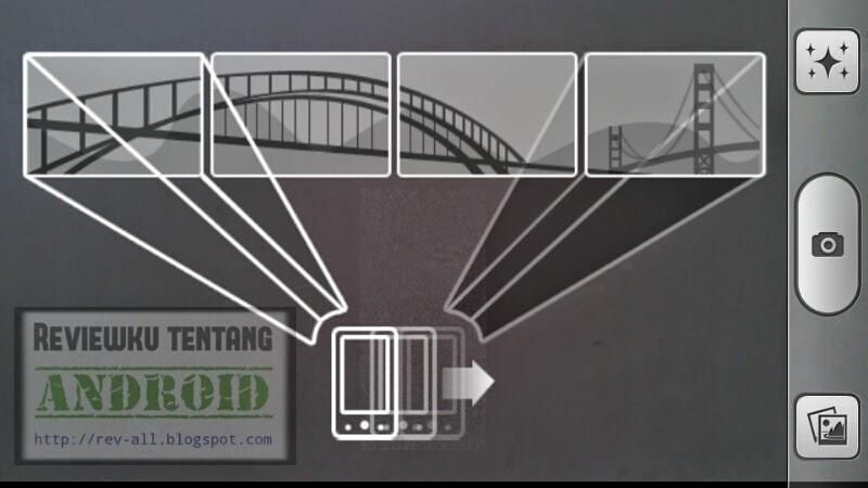 Informasi cara menggunakan aplikasi Panorama - foto lingkungan sekitar  lebih luas (rev-all.blogspot.com