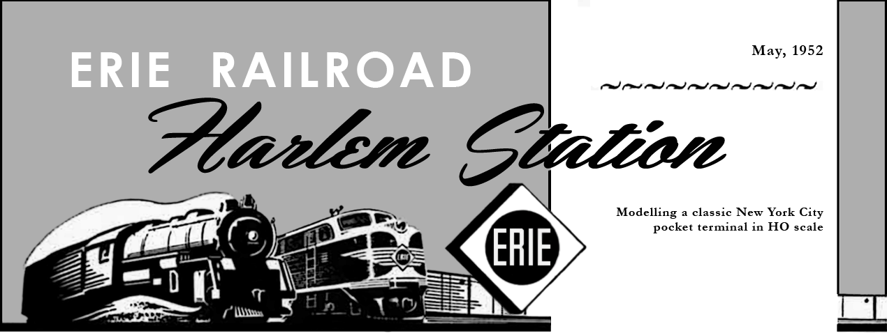 Erie Harlem Station