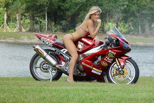 Hot Girl Ride