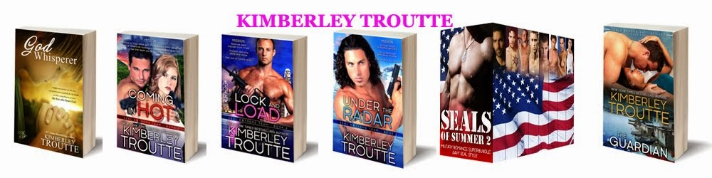 Kimberley Troutte's Blog
