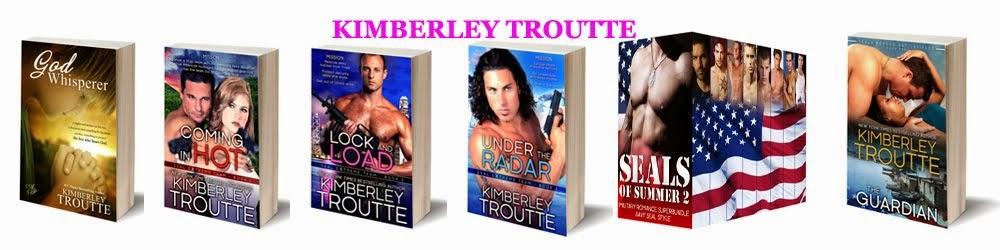Kimberley Troutte's Blog