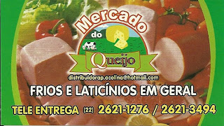 MERCADO DO QUEIJO