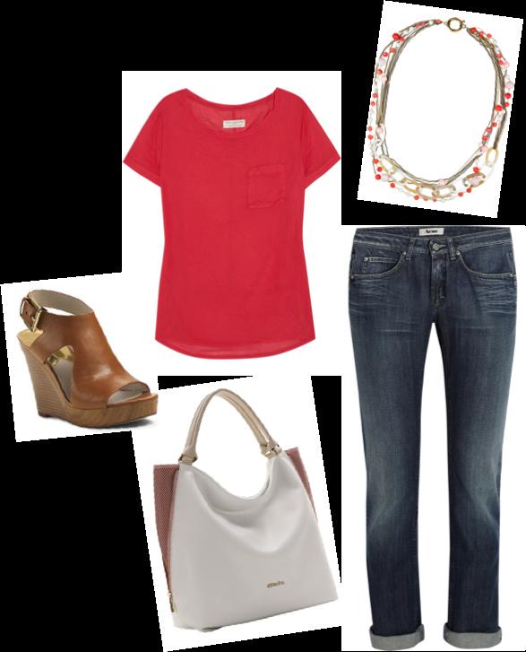 VipandSmart look con jeans básico 4