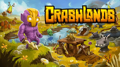 Crashlands v1.0.4 Apk-screenshot-1