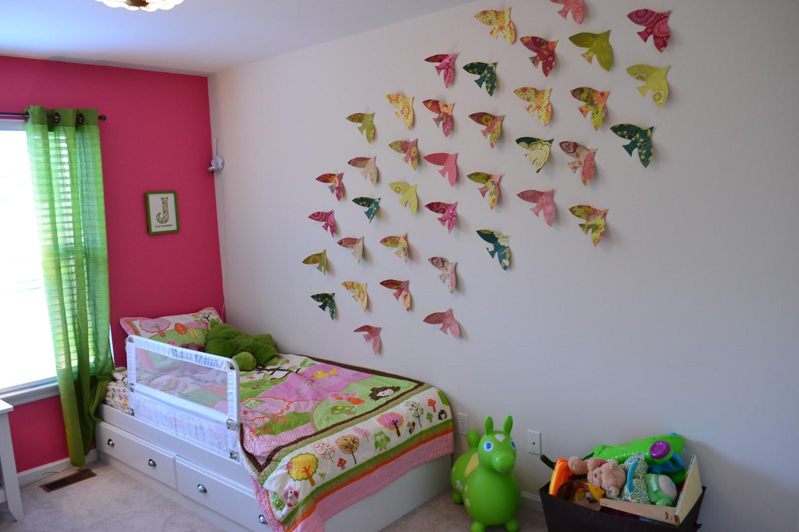 Как украсить детскую комнату своими руками 10 идей 54