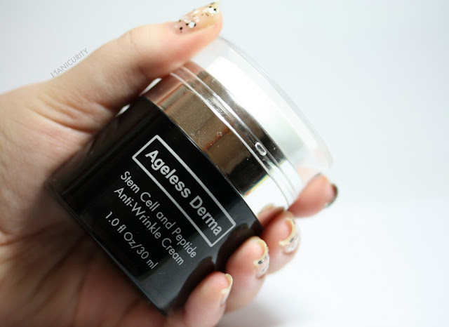 Manicurity | Ageless Derma Stem Cell and Peptide Anti-Wrinkle Cream