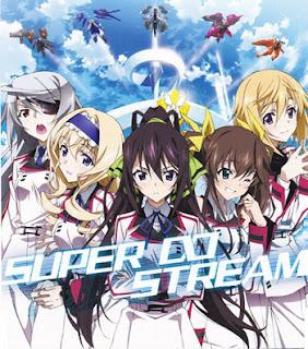 Infinite Stratos ED Single - SUPER STREAM