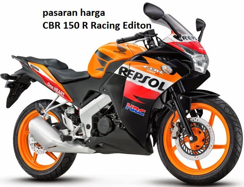 Harga Motor Blade 125 Fi Dan Honda Cbr 150 R