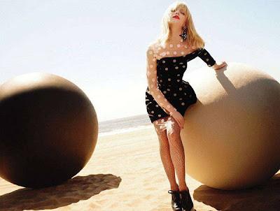 Emma Stone Elle Magazine Wallpapers