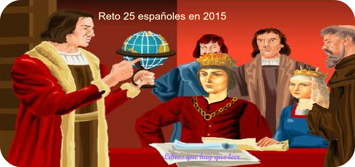 banner reto 25 españoles