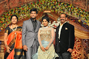 Dil Raju Daughter Hanshitha Wedding reception-thumbnail-11