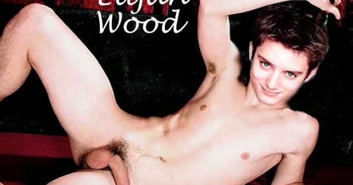 Elijah wood nude shower pics