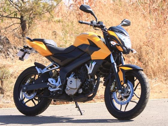 Bajaj Pulsar 200ns Price In Delhi New Pulsar 2012 Model