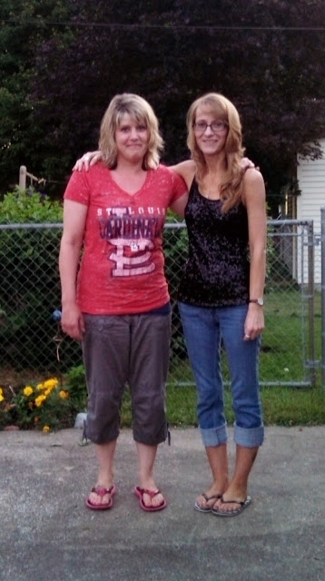 Amy & Debi