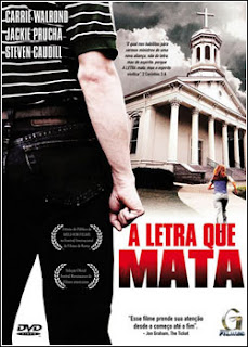 Download - A Letra Que Mata DVDRip - AVI - Dual Áudio