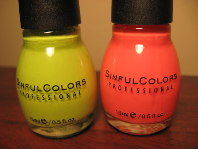 Sinfulcolors Innocent and Boogie Nights
