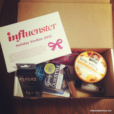 #HolidayVoxBox from @Influenster