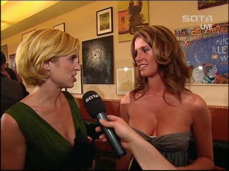 Brisant nackt moderatorin Mareile Höppner