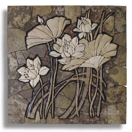 Sergey Karlov Stone Mosaic Art Craft Project Ideas And Crafts Art