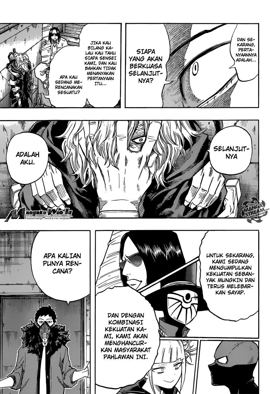 Boku no Hero Academia Chapter 125-6