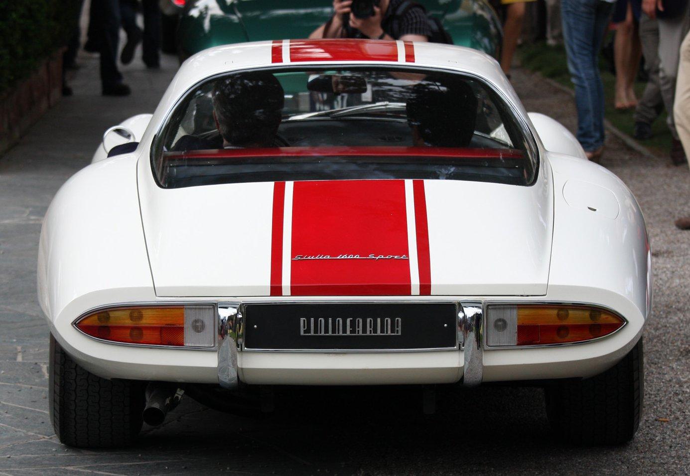 fab wheels digest f w d 1965 alfa romeo giulia 1600 sport pininfarina coup. Black Bedroom Furniture Sets. Home Design Ideas