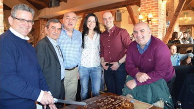 Έκοψε την πίτα του το Περιφερειακό Τμήμα Αν. Μακεδονίας - Θράκης της Ένωσης Ελλήνων Χημικών