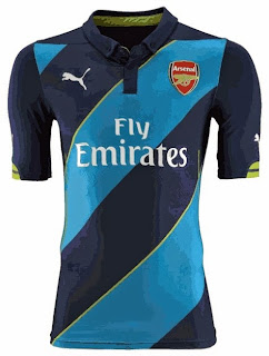 jual online, jersey, grade ori, made in thailand, harga murah grosir, arsenal home, away, third, jual jersey arsenal third