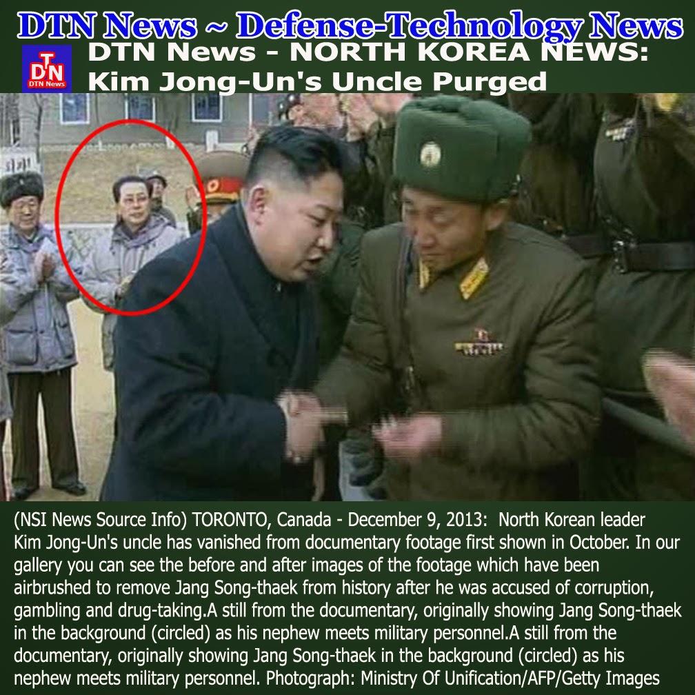 North Korea Latest News: Defense-Technology News: DTN News