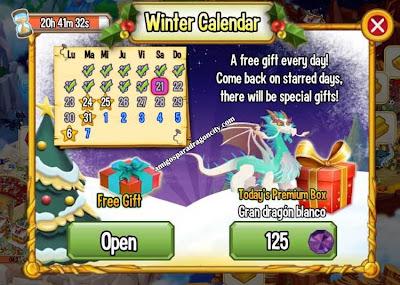 imagen del premium box del gran dragon blanco