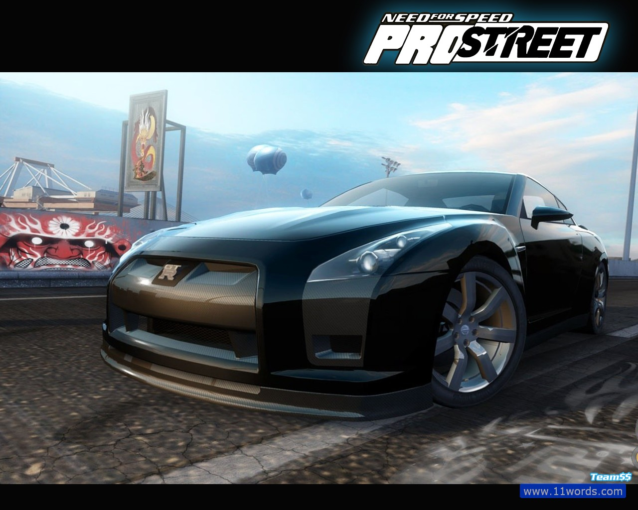 digital hd wallpapers: need for speed prostreet wallpapers