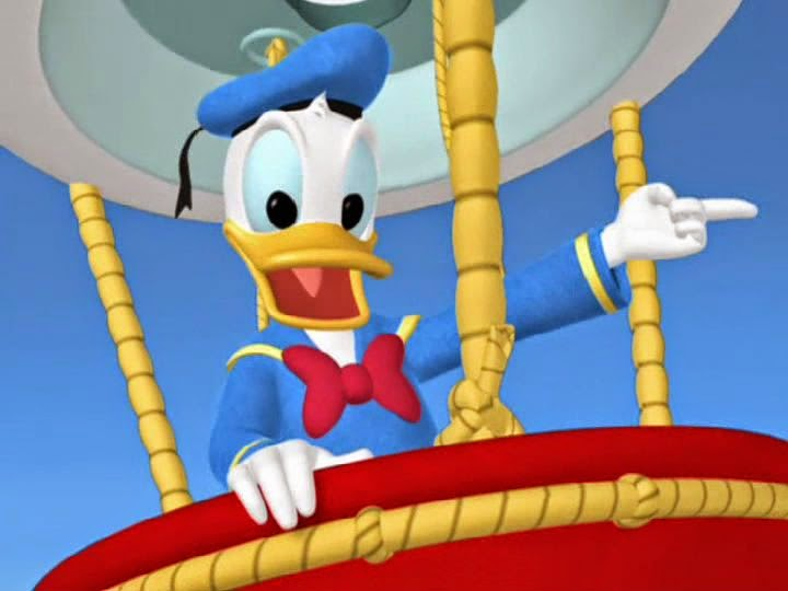 donald duck my christmas list you found it mrs claus and these are for you donald for being so nice - Mickey Mouse Christmas Songs