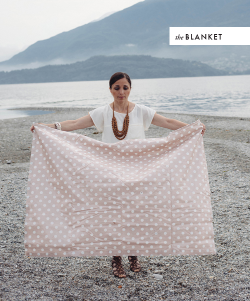 no sew waterproof picnic blanket