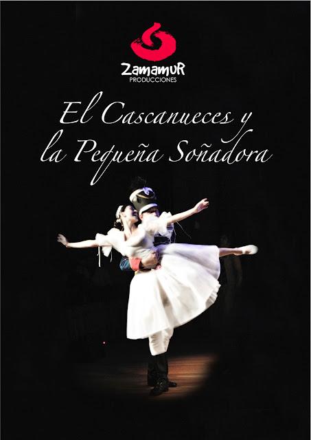 """Teatro infantil el 2 de enero """"El cascanueces y la pequeña soñadora"""""""