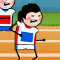 Stickathlon 400m Hurdles