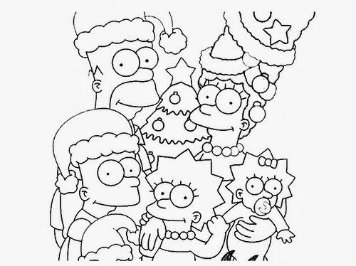 Banco de Imagenes y fotos gratis: Dibujos de Navidad para Pintar ...