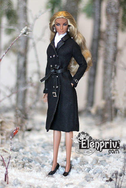 Fashion Royalty doll Natalia Fatale Brazen Beauty in Elenpriv Elena Peredreeva