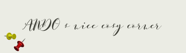 ANDO´s nice cosy corner