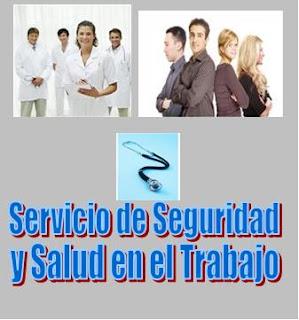 Servicio de seguridad y salud 1