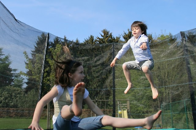 Pools and trampolines increase summer fun, but also insurance risk