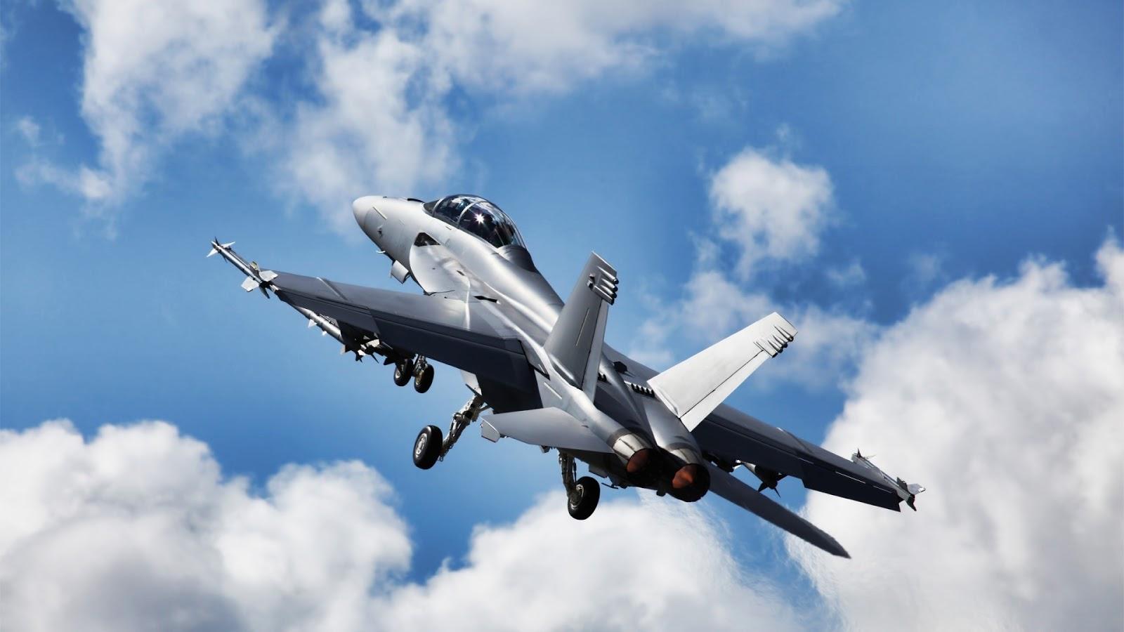 FA 18 Super Hornet