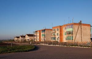 Woningbouw in Wit-Rusland