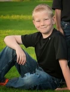 Aidan - 10 years