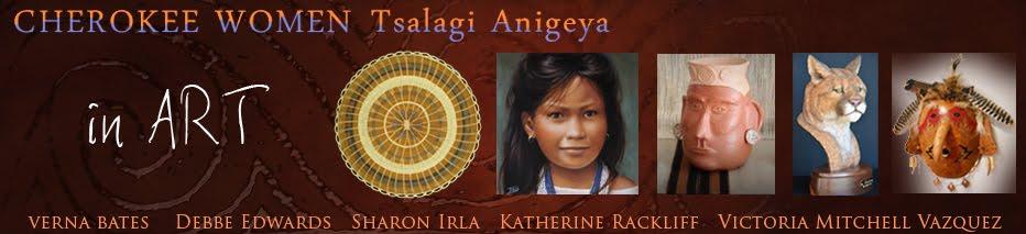Cherokee Women In Art