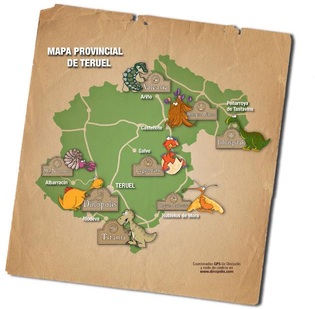 Territorio Dinópolis