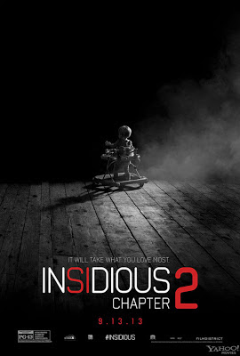 Insidious Chapter 2 ~ Poster | A Constantly Racing Mind