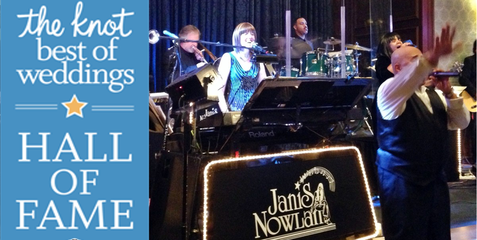"JANIS NOWLAN BAND ""The Most Unforgettable Dance Party Of Your Life"""