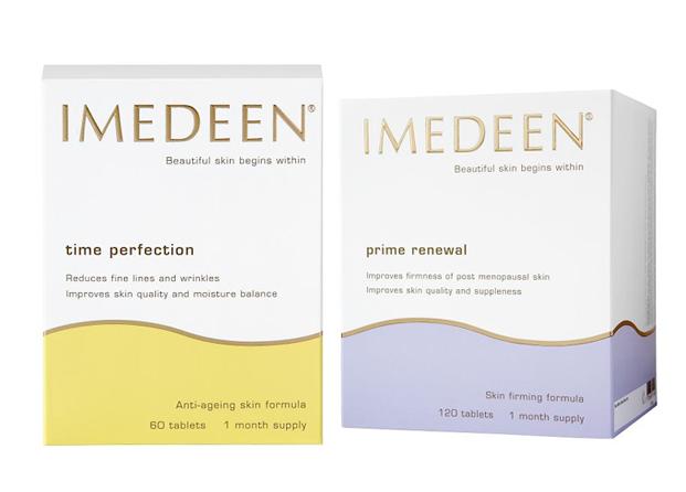 Time Perfection y Prime Renewal de Imedeen