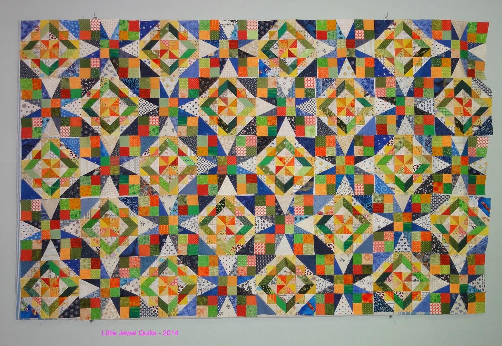 Little Jewel Quilts: Celtic Solstice - Building Blocks
