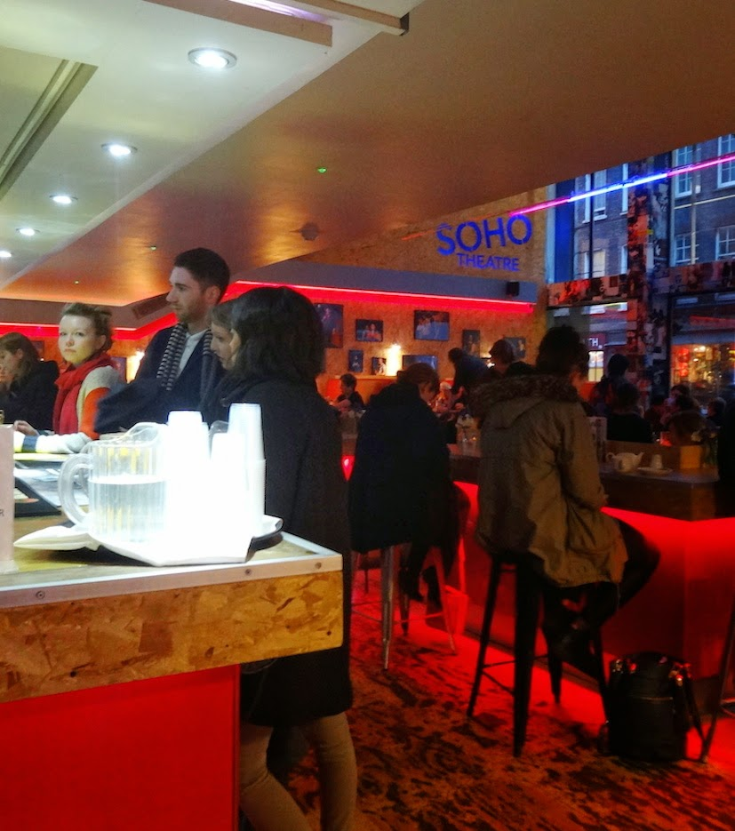 Soho Theatre London's Best Theatre Bars