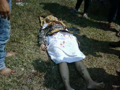 Foto Istri Saiful Jamil Meninggal Kecelakaan, Video Kecelakaan Virginia Istri Saipul Jamil
